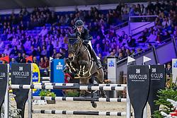Putters Evelyne, BEL, Uith de Rotes<br /> Jumping Mechelen 2019<br /> © FEI/Dirk Caremans<br />  30/12/2019