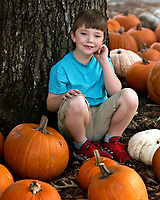 Pumpkins for sale Columbia, South Carolina, Photo by Catherine Brown