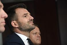 Brugge - Ivan Leko New head coach of Club Brugge 9th June 2017