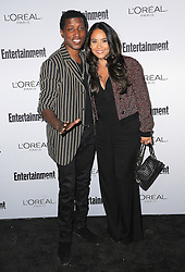 """Kenny """"Babyface"""" Edmonds, Nicole Pantenburg bei der 2016 Entertainment Weekly Pre Emmy Party in Los Angeles / 160916<br /> <br /> ***2016 Entertainment Weekly Pre-Emmy Party in Los Angeles, California on September 16, 2016***"""