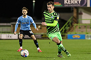Forest Green Rovers v Southend United 240221