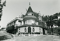 1976 The Magic Castle on Franklin Ave.