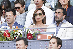 May 12, 2019 - Madrid, Spain - Nieves Álvarez attend the men's final during day 9 of the Mutua Madrid Open at La Caja Magica on May 12, 2019 in Madrid, Spain. (Credit Image: © Oscar Gonzalez/NurPhoto via ZUMA Press)