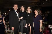 HARRY HERBERT; CHLOE HERBERT; FRANCESCA HERBERT; CHICA HERBERT Cartier 25th Racing Awards, the Dorchester. Park Lane, London. 10 November 2015