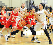 Souderton at CB West Girls Basketball
