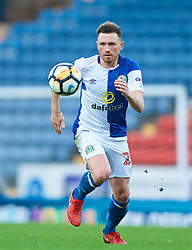 BLACKBURN, ENGLAND - Saturday, January 6, 2018: Blackburn Rovers' Corry Evans during the FA Cup 3rd Round match between Blackburn Rovers FC and Hull City FC at Ewood Park. (Pic by David Rawcliffe/Propaganda)