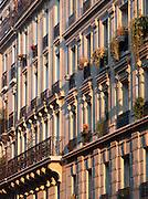 Architecture of Paris, France