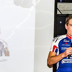 19-02-2016: Wielrennen: Teampresentatie Cyclingteam Jo Piels: Venray  <br />VENRAY (NED) wielrennen<br />In de Witte Hoeve in Venray werd het cyclingteam Jo Piels gepresenteerd. De ploeg was in 2015 een van de uitblinkers in de topcompetitie. De wegkapitein Rens te Stroet en de sprinter Jeff Vermeulen