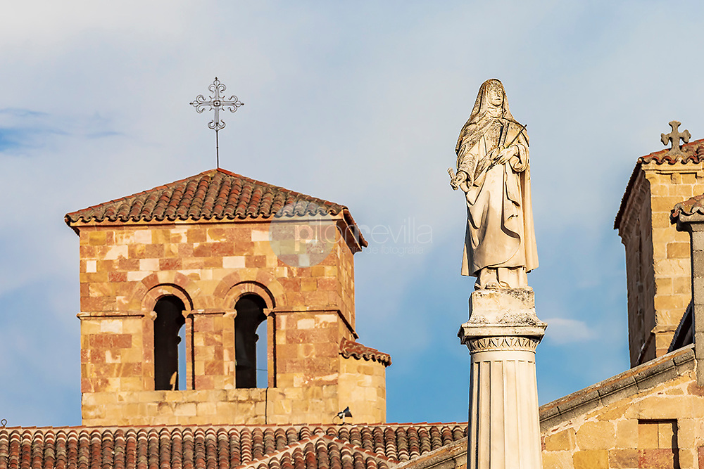 Monumento a las Grandezas de Ávila, La Palomilla ©Javier Abad / PILAR REVILLA