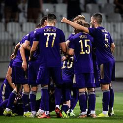 20210708: SLO, Football -UEFA Europa Conference League 1st Qualifying Round, NK Maribor vs FC Urartu