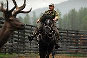 Altai. Trades and festivals