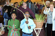Palm Sunday Services At Saint Michaels In Levittown