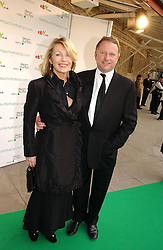NICK JONES and KIRSTY YOUNG at the NSPCC's Dream Auction held at The Royal Albert Hall, London on 9th May 2006.<br /><br />NON EXCLUSIVE - WORLD RIGHTS