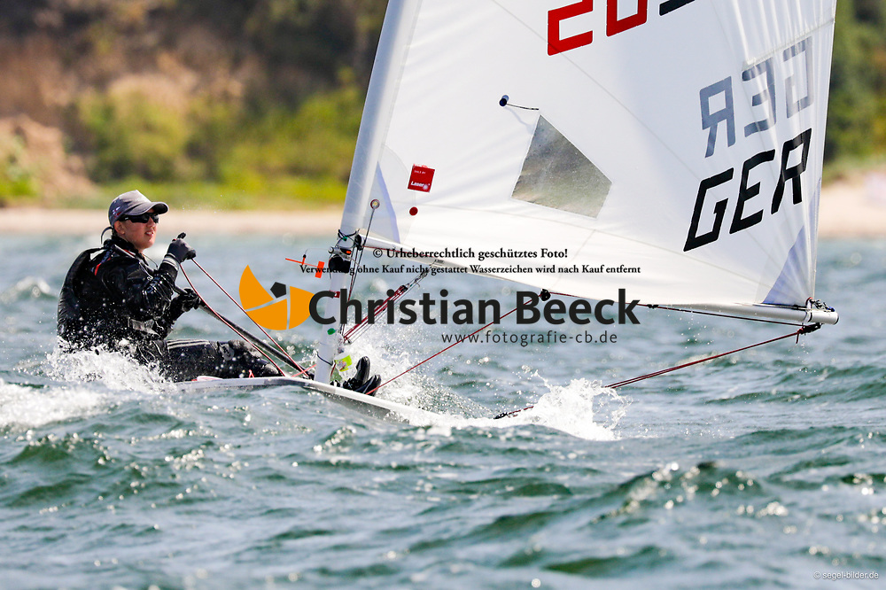 , Travemünder Woche 19. - 28.07.2019, Laser Radial - GER 209426 - Isabelle STEINBRÜCK - Yachtclub Berlin-Grünau e. V.