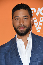 January 29, 2019 - File Photo - 'Empire' star Jussie Smollett was attacked and hospitalized after what Chicago police are investigating as a possible hate crime. PICTURED: December 2, 2018 - Beverly Hills, California, U.S. - JUSSIE SMOLLETT. 2018 TrevorLIVE Los Angeles held at The Beverly Hilton Hotel. (Credit Image: © Birdie Thompson/AdMedia via ZUMA Wire)