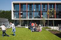 National Film & Television School (NFTS), Beaconsfield, UK (Glenn Howells Architects/ BH)