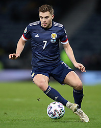 File photo dated 19-11-2019 of Scotland's James Forrest. Issue date: Tuesday June 1, 2021.