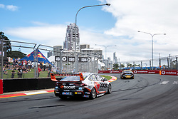 October 19, 2018 - Gold Coast, QLD, U.S. - GOLD COAST, QLD - OCTOBER 19: Warren Luff in the Mobil 1 Boost Mobile Racing Holden Commodore during Friday practice at The 2018 Vodafone Supercar Gold Coast 600 in Queensland on October 19, 2018. (Photo by Speed Media/Icon Sportswire) (Credit Image: © Speed Media/Icon SMI via ZUMA Press)