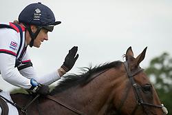Kristina Cook, (GBR), De Novo News - Eventing Cross Country test - Alltech FEI World Equestrian Games™ 2014 - Normandy, France.<br /> © Hippo Foto Team - Dirk Caremans<br /> 31/08/14