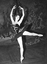 File photo dated 15/03/55 of ballerina Beryl Grey, who has been made a Companion of Honour in the Queen's Birthday Honours List.