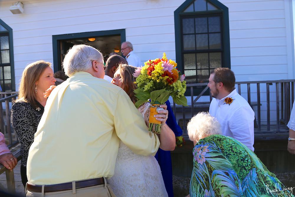 Pawleys Island Wedding Chapel<br /> Inlet Point at Litchfield