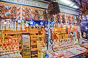 Eastern Europe, Hungary, Budapest, The Great Market Hall