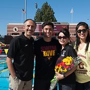 USC Men's Swimming & Diving v Stanford