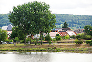 Rhine River cruise. Bavaria, Germany