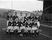 1954 - Bohemians F.C. v Albert Rovers F.C. at Dalymount Park