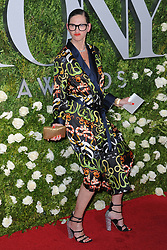 June 11, 2017 - New York, NY, USA - June 11, 2017  New York City..Jenna Lyons attending the 71st Annual Tony Awards arrivals on June 11, 2017 in New York City. (Credit Image: © Kristin Callahan/Ace Pictures via ZUMA Press)