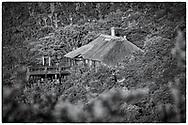 06-11-2017 Foto's genomen tijdens een persreis naar Buffalo City, een gemeente binnen de Zuid-Afrikaanse provincie Oost-Kaap. Inkwenkwezie Private Game Reserve - Sunset Lapa restaurant
