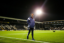 Bobby Reid of Bristol City checks out the pitch - Rogan/JMP - 31/10/2017 - Craven Cottage - London, England - Fulham FC v Bristol City - Sky Bet Championship.