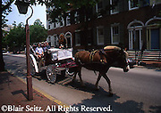 Philadelphia Tours by Horse Drawn Carriage, Society Hill, Philadelphia, PA