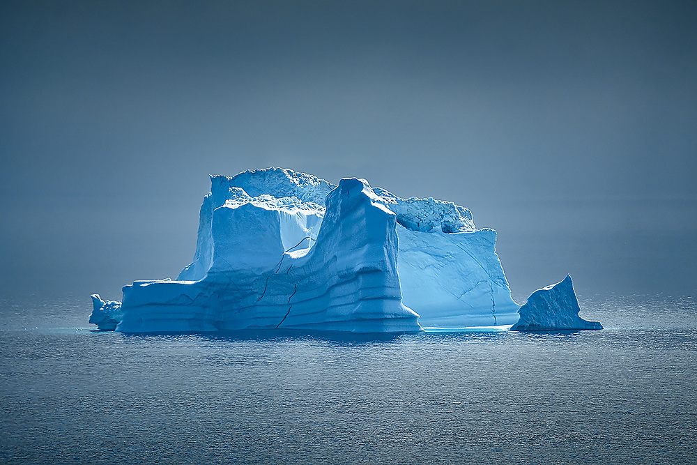 Can you guess what an average life span of an iceberg is?<br />It depends on its size, but usually, it is about two years for icebergs in the Northern Hemisphere and 3-4 years for more massive icebergs from Antarctica.<br />Most icebergs have wholly melted by the time they reach about 40 degrees latitude (north or south). There have been rare occasions when icebergs have drifted as far south as Bermuda (32 degrees north), which is located about 900 mi (1,400 km) east of Charleston, South Carolina. In the Atlantic Ocean, they have also been found as far east as the Azores, islands in the Atlantic Ocean off the coast of Spain.