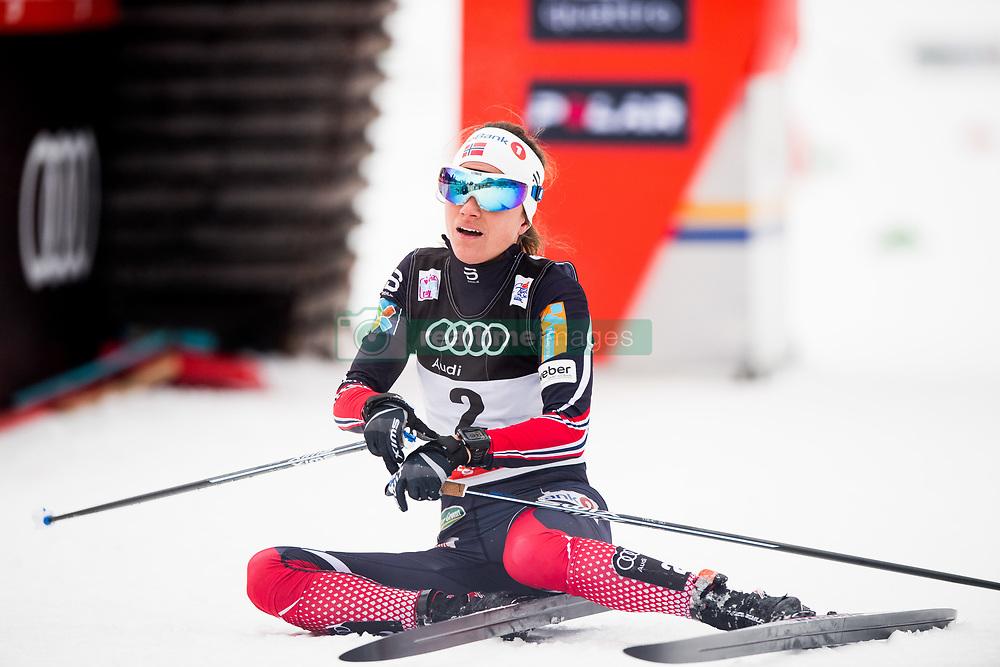 January 6, 2018 - Val Di Fiemme, ITALY - 180106 Heidi Weng of Norway after women's 10km mass start classic technique during Tour de Ski on January 6, 2018 in Val di Fiemme..Photo: Jon Olav Nesvold / BILDBYRN / kod JE / 160122 (Credit Image: © Jon Olav Nesvold/Bildbyran via ZUMA Wire)