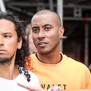 NLD/Breda/20180427 - 538 Koningsdag Breda 2018, Sunnery James en Ryan Marciano