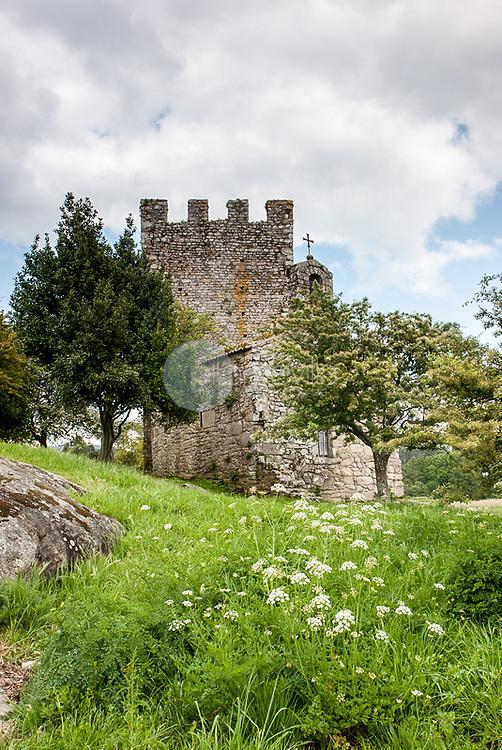 Torre de Tuy. Pontevedra. Galicia. España. Europa ©Javier Abad Country Sessions / PILAR REVILLA ©Country Sessions / PILAR REVILLA