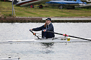 Crew: 491  EVE-WESTON  Evesham Rowing Club  W J15 1x<br /> <br /> Abingdon Spring Head 2019<br /> <br /> To purchase this photo, or to see pricing information for Prints and Downloads, click the blue 'Add to Cart' button at the top-right of the page.