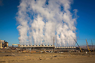 """The San Juan Generating Plant just outside of Farmington, New Mexico in the Four Corners region, deemed an 'energy Sacrifice Zone,"""" by the Nixon administration, is one of America's largest coal plants."""