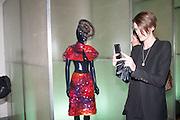 GARETH PUGH, Isabella Blow: Fashion Galore! private view, Somerset House. London. 19 November 2013