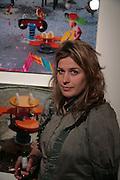 TESSA PAYNE, Twenty Hoxton Square. Opening exhibition of new gallery at Twenty Hoxton Square. -DO NOT ARCHIVE-© Copyright Photograph by Dafydd Jones. 248 Clapham Rd. London SW9 0PZ. Tel 0207 820 0771. www.dafjones.com.
