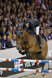 Delaveau Patrice (FRA) - Ornella Mail Hdc<br /> Rolex FEI World Cup™ Jumping Final 2012<br /> 'S Hertogenbosch 2012<br /> © Dirk Caremans