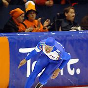 NLD/Heerenveen/20060122 - WK Sprint 2006, 2de 500 meter heren, Maurizio Carnino