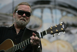 Nov 11, 2007 - Pomona, Ca, USA - GREGG ALLMAN performs as the feature act during the Love Ride Concert in Pomona during the start of Bike Week. This year's Love Ride will head to the Fairplex in Pomona and will cap the festivities of an inaugural California Bike Week. Glendale Harley owner Oliver Shokouh founded the Love Ride twenty four years ago as a way to raise money for Muscular Dystrophy and local children's charities. Since then, the Love Ride Foundation has given over 0 million to organizations right here in our community. This past August, in recognition of his achievements with the Love Ride, Shokouh was inducted into the Motorcycle Hall Of Fame. (Credit Image: � Guy Kitchens/ZUMA Press)