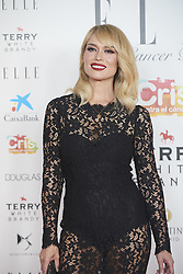 May 30, 2019 - Madrid, Madrid, Spain - Patricia Conde attends Solidarity gala dinner for CRIS Foundation against Cancer at Intercontinental Hotel on May 30, 2019 in Madrid, Spain (Credit Image: © Jack Abuin/ZUMA Wire)