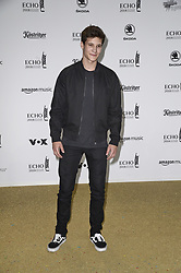 April 12, 2018 - Berlin, Germany - Wincent Weiss.Echo Pop Verleihung, Berlin, Germany - 11 Apr 2018.Credit: MichaelTimm/face to face (Credit Image: © face to face via ZUMA Press)