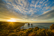 Australia, Victoria, Port Campbell National Park, Sunrise