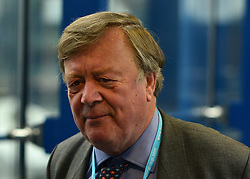 © Licensed to London News Pictures. 08/10/2012. Birmingham, UK Kenneth Clarke at The Conservative Party Conference at the ICC today 8th October 2012. Photo credit : Stephen Simpson/LNP