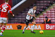 Jason Pearce of Charlton Athletic (6) in action during the EFL Sky Bet League 1 match between Barnsley and Charlton Athletic at Oakwell, Barnsley, England on 29 December 2018.