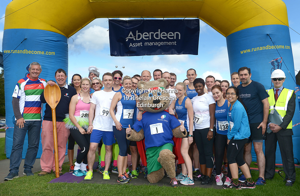 Holyrood Park, Edinburgh<br /> <br /> Aberdeen Standard Investments 5k raising funds for the Wooden Spoon charity <br /> <br />  Neil Hanna Photography<br /> www.neilhannaphotography.co.uk<br /> 07702 246823